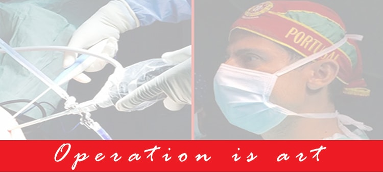 Operation is art